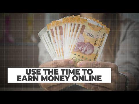 Coronavirus lockdown: 10 ways to make money online