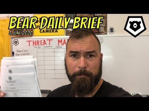 Bear Daily Brief 3 JUN 2020