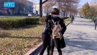 Как реагируют бишкекчане на внезапные объятия? / УтроLive / НТС