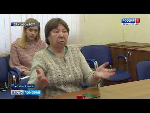 Игорь Орлов проверил результат капремонта в одном из домов Архангельска