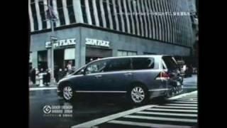 Honda Odyssey CM Crossroad.