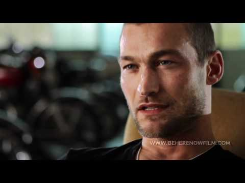 """Be Here Now"" -- The Andy Whitfield Story Feature Documentary Kickstart Video, by Lilibet Foster"