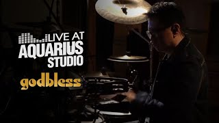 God Bless - Semut Hitam | Live At Aquarius Studio