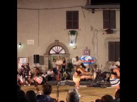 INDLONDLO ZULU DANCERS IN ITALY