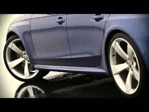 Essai Sport Auto : Audi RS4 Avant 2013