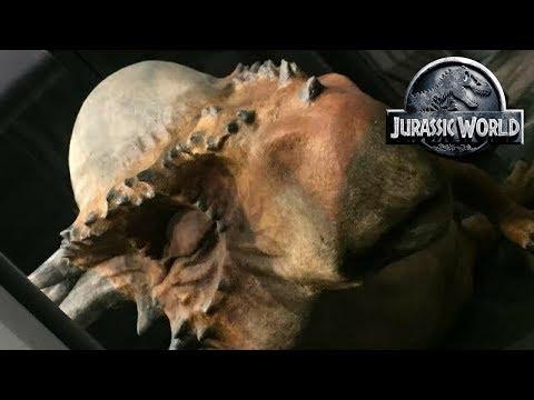 Jurassic World Fallen Kingdom Leaked Pics! - Jurassic World Fallen Kingdom New Dinosaurs