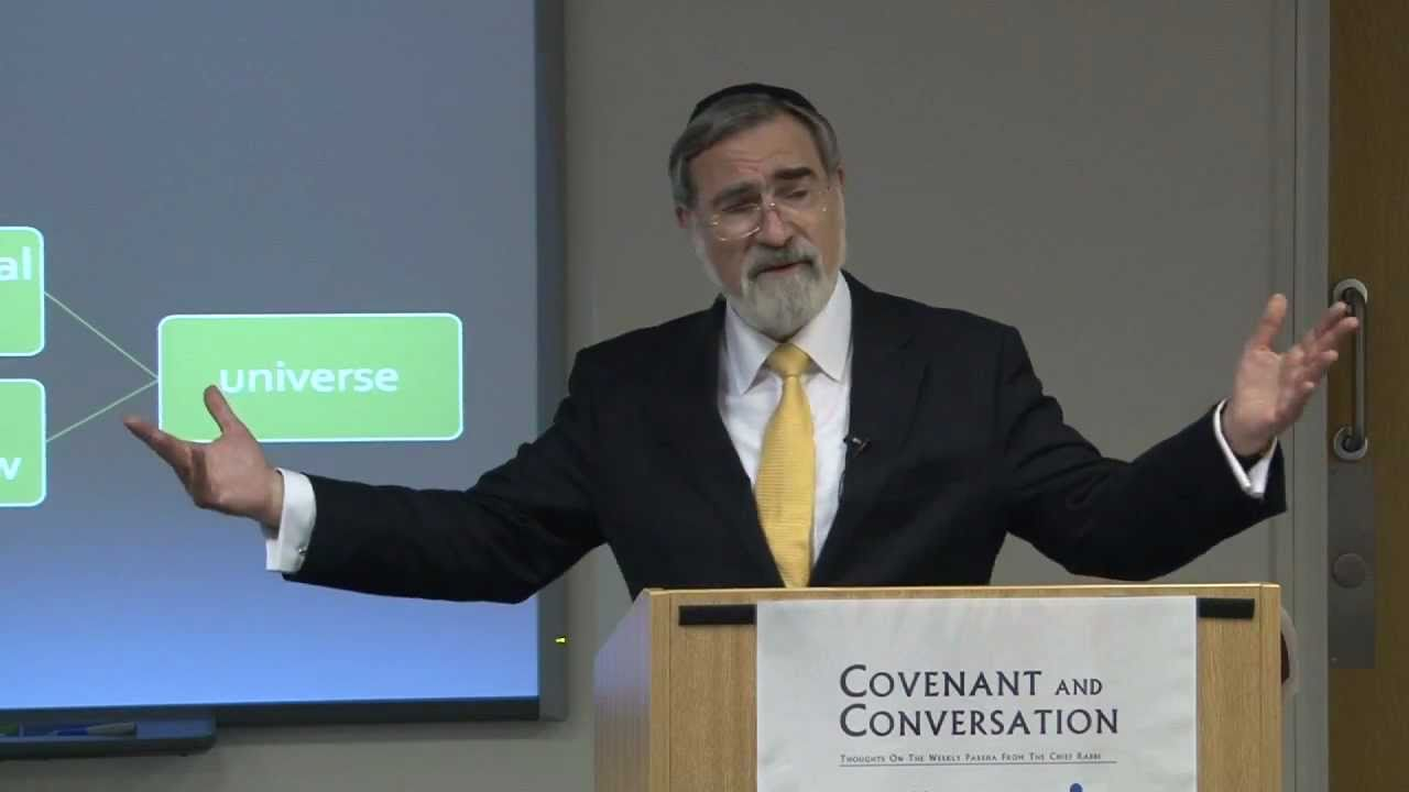 Masei 5771 - Covenant & Conversation - Thoughts on the weekly Torah portion from the Chief Rabbi