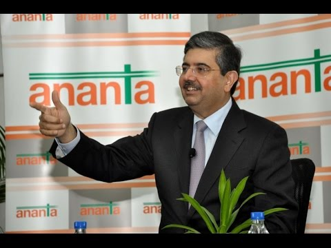 """The CEO Series: """"Leading in the 21st Century"""" with Uday Kotak"""