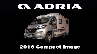 2016 Adria Compact Image video