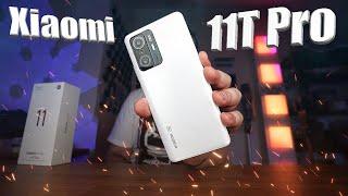 Xiaomi 11T Pro с зарядкой 120W - Обзор