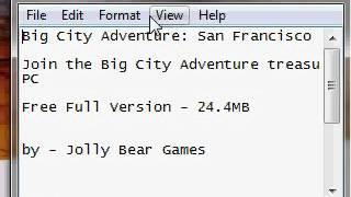 How to download Big City Adventure San Francisco