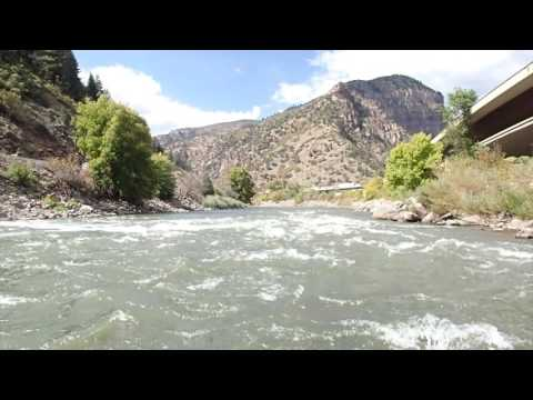 Blue Sky Adventures White Water Rafting Tour - Colorado River - Glenwood Srings, CO