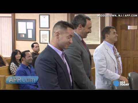'The Situation' in court, rolls eyes at judge's joke