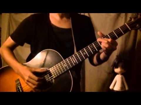 """Kagerou"" By Osamuraisan(Original)-Solo Acoustic Guitar 「陽炎」"