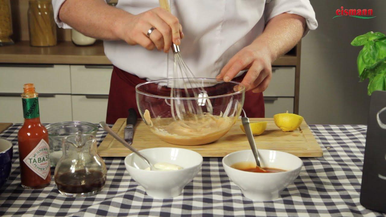 Cocktailsauce zubereiten - Rezept (Einfach kochen) - YouTube