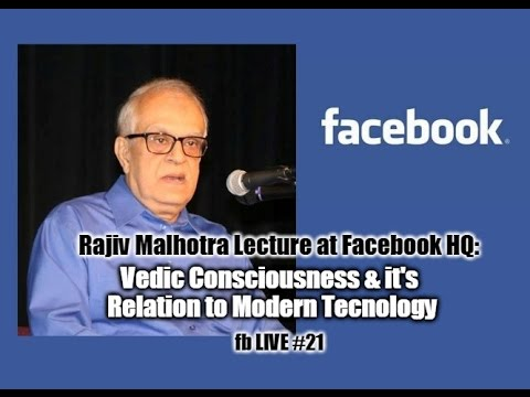 FACEBOOK HQ: Vedic Consciousness & it's Relation to Modern Technology