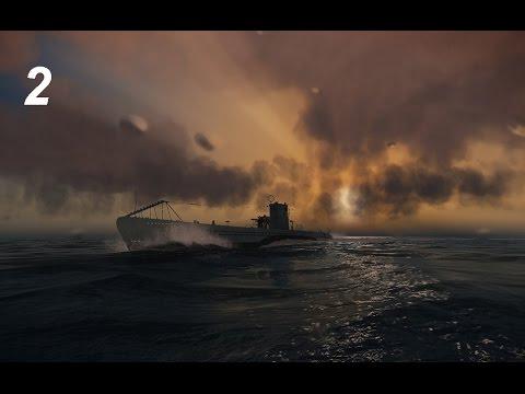 Silent Hunter 5 Battle of the Atlantic, часть 2