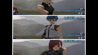Star Ocean 3 Till The End of Time Easy Level Up early in the game