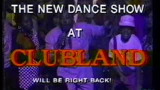 clubland - New Dance Show 1991