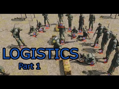 The Vietnam Campaign Episode 7: Logistics (Part 1/4)
