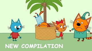 Kid-E-Cats | New Episodes Compilation | Cartoons for Kids