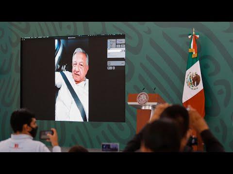 Llamado al diálogo entre la CNTE y la SEP. Conferencia presidente AMLO