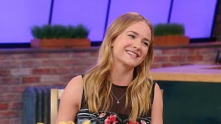For The People Actress Britt Robertson Credits Grandma For Jumpstarting Her Acting Career
