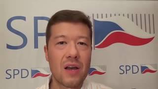 Tomio Okamura usvědčen z populismu