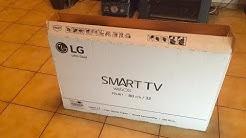 📺👉LG Smart Tv 32 LJ 610 V ( Full HD)