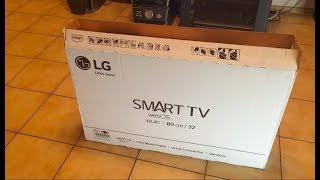LG Smart Tv 32 LJ 610 V ( Full HD)