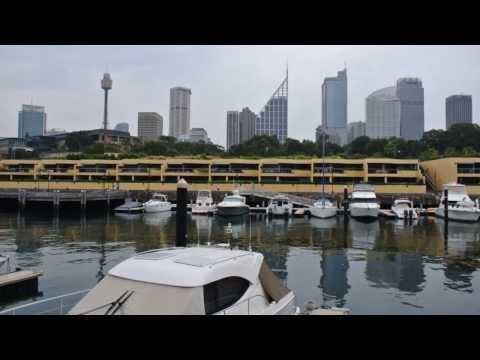 Sydney - Surry Hills to Woolloomooloo