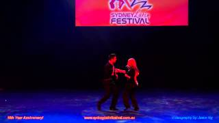 Slf 2014 - Sunday Evening - Jordan & Tatiana