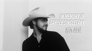 In Memory of Daryle Singletary