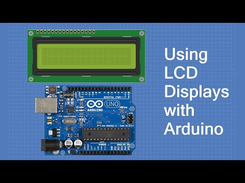 Using LCD Displays with Arduino