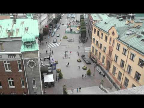 Nikon S100 3D-picture test video, private experiment