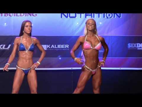 Norway Open 2014   Women's Bikini Fitness debutant  - 169 cm
