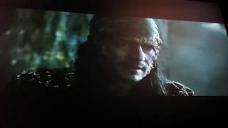 2018 Pirates of the Caribbean: Dead Men Tell No Tales  Ecena de hijo de Will hablando con su padre