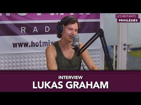 """Lukas Graham """"""""J'écris mes émotions et mes sentiments"""" - Interview Hotmixradio"""