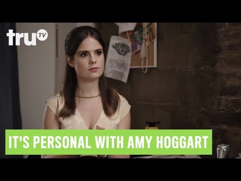 It's Personal with Amy Hoggart - Dueling Anxieties | truTV from YouTube · Duration:  1 minutes 17 seconds