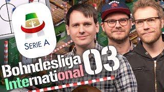 Bohndesliga International #03 | Italiens Serie A