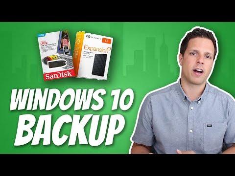 Download  How to backup your stuff in Windows 10 Gratis, download lagu terbaru