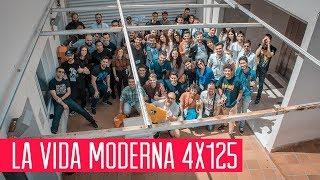 La Vida Moderna 4x125...es medir la energía en hulios
