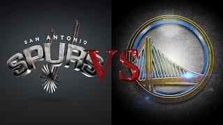 NBA Playoffs 2018: Warriors vs. Spurs series preview