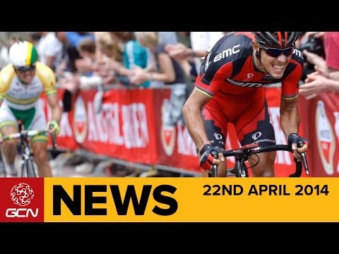 Amstel Gold Race, Johan Bruyneel And Jens Voigt's Book - GCN Cycling News Show - Ep. 68