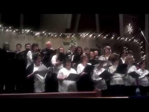 Shrine of True Cross Choir -