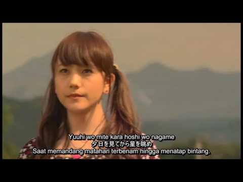 [MV] Ending ANOHANA (Secret Base - Kimi ga Kureta Mono) Live Action Subtitle Indonesia Mp3