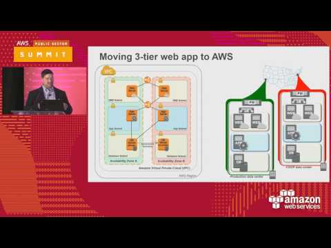 Deploy a DoD Secure Cloud Computing Architecture Environment in AWS (119681)