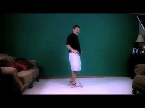 Golf Lessons - Understand the Golf Swing - Takeaway Video Demonstration