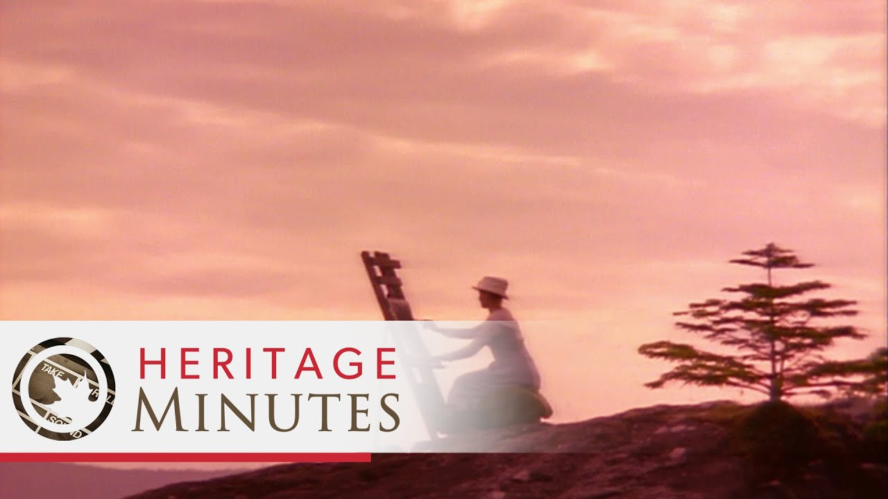 Heritage Minutes: Emily Carr
