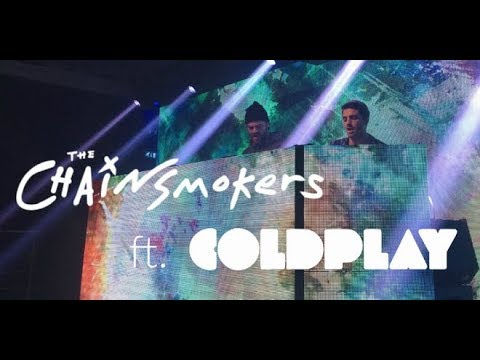Coldplay ft The Chainsmokers-Look What You Made Me Do